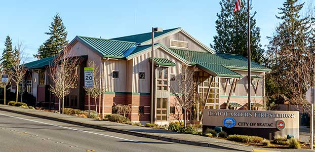 Station 46, Puget Sound Regional Fire Authority
