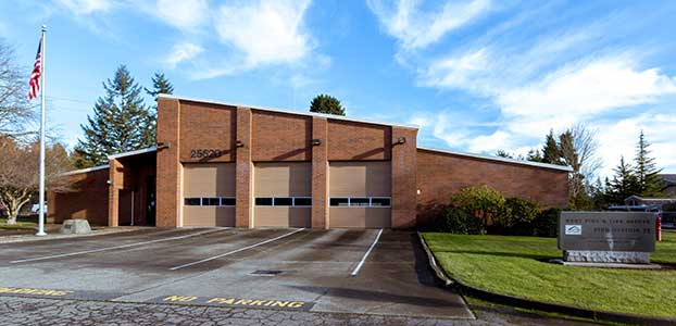 Station 72, Kent, WA, Puget Sound Regional Fire Authority