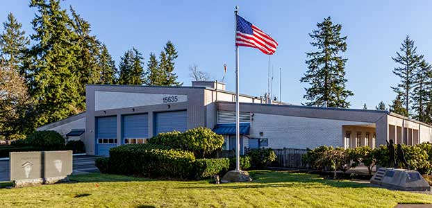 Station 75, Kent, WA, Puget Sound Regional Fire Authority