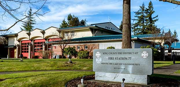 Station 77, Kent, WA, Puget Sound Regional Fire Authority