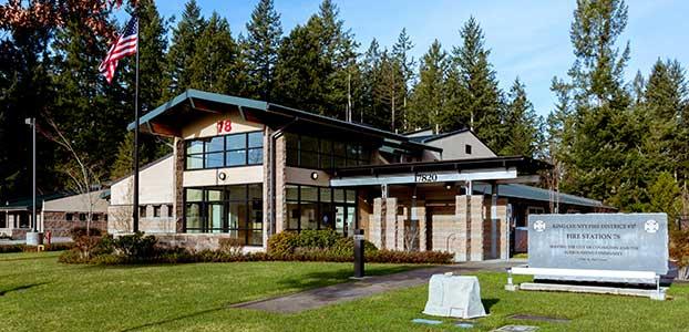 Station 78, Covington, WA, Puget Sound Regional Fire Authority